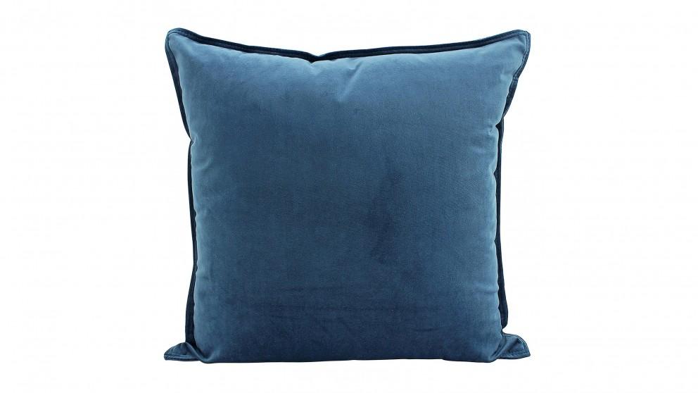 Velvet Navy Cushion