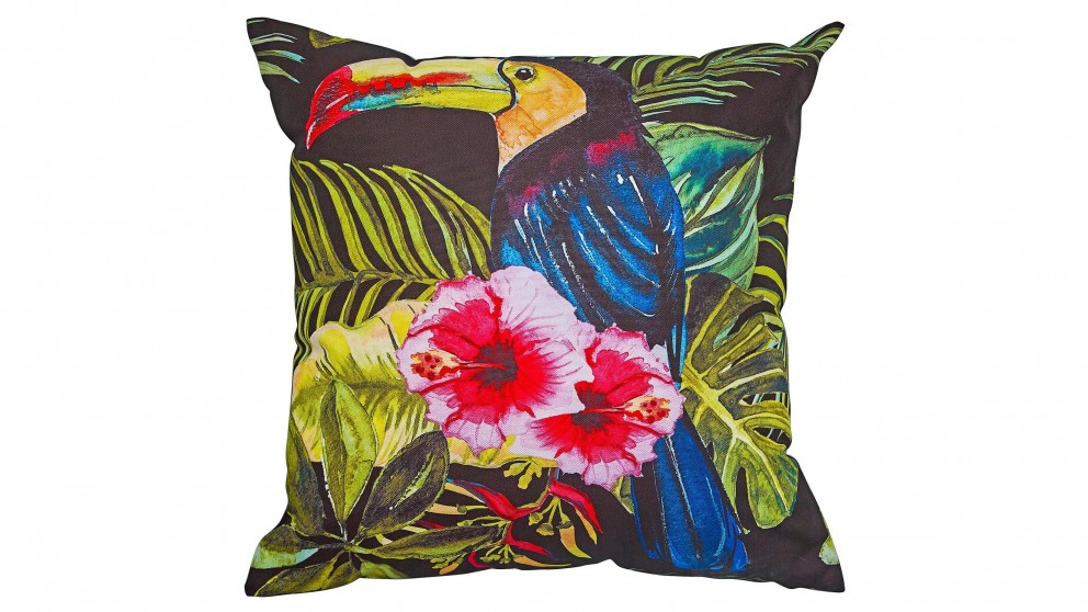 Toucan Square Outdoor Cushion
