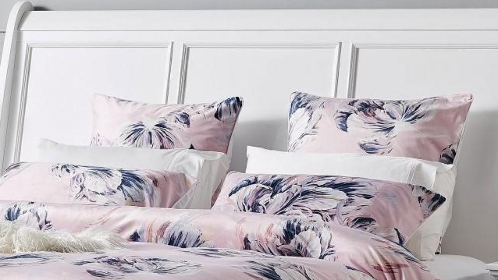 Tullie Blush European Pillowcase