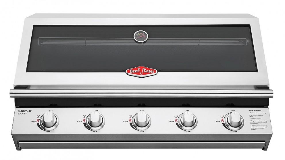 BeefEater 2000ES 5-Burner Built in BBQ