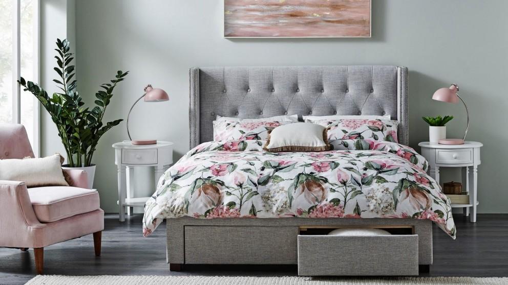 Calista 4 Drawer Queen Bed