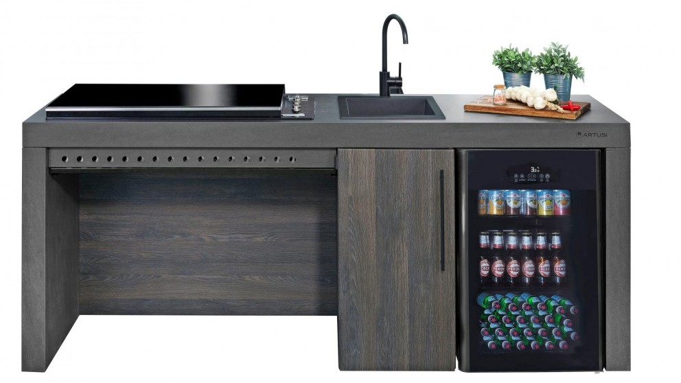 Artusi Outdoor Kitchen Package One