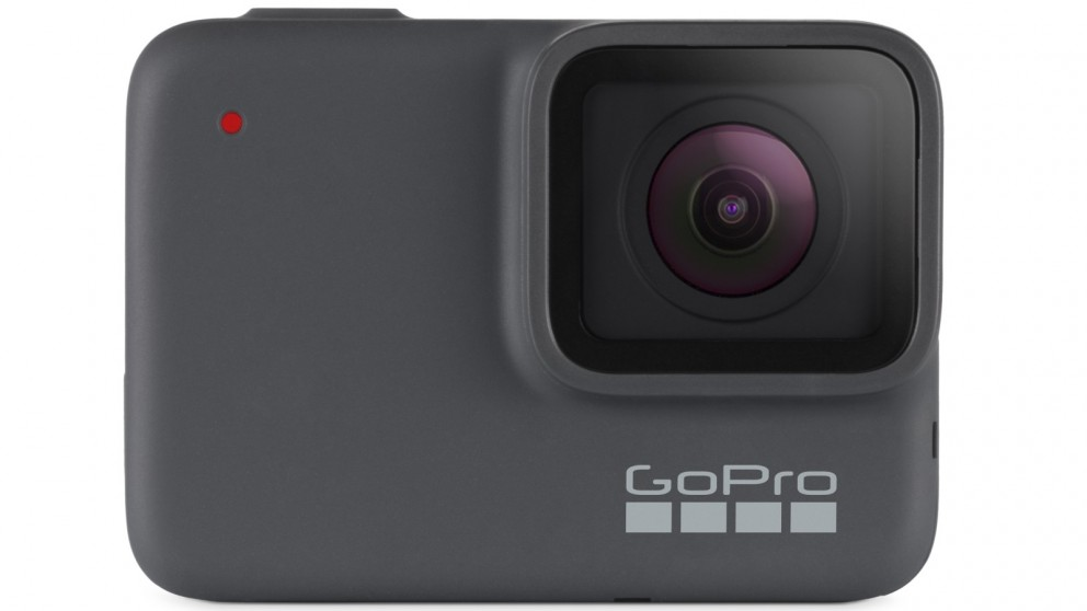 GoPro HERO7 Silver 4K Action Video Camera