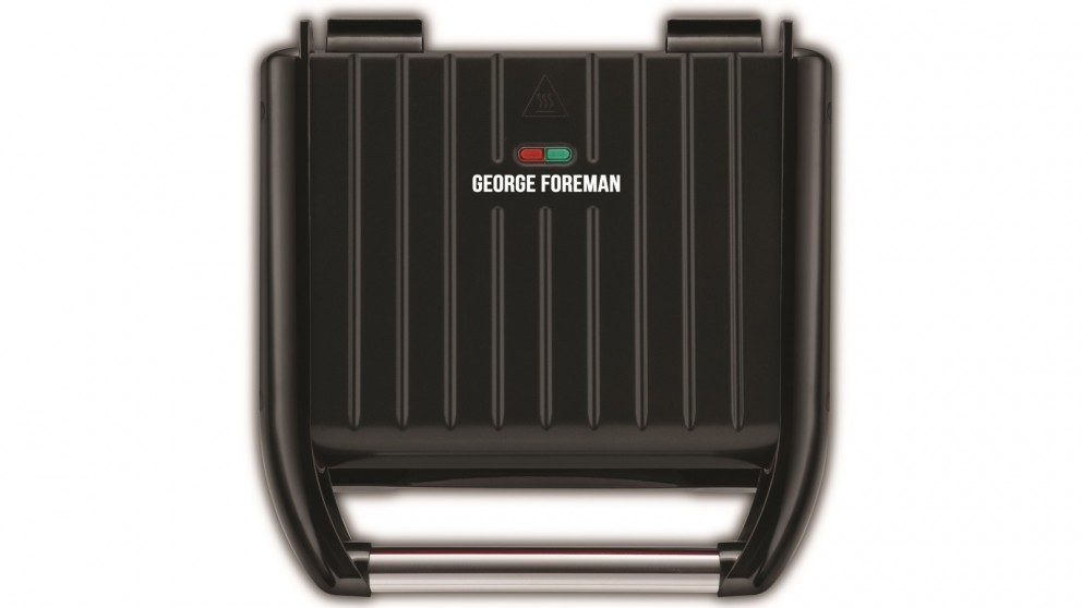 George Foreman Family Steel Grill