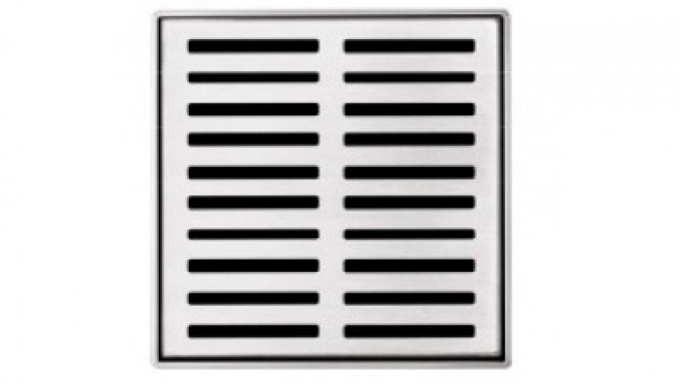 Forme Linear 100mm Floor Grate
