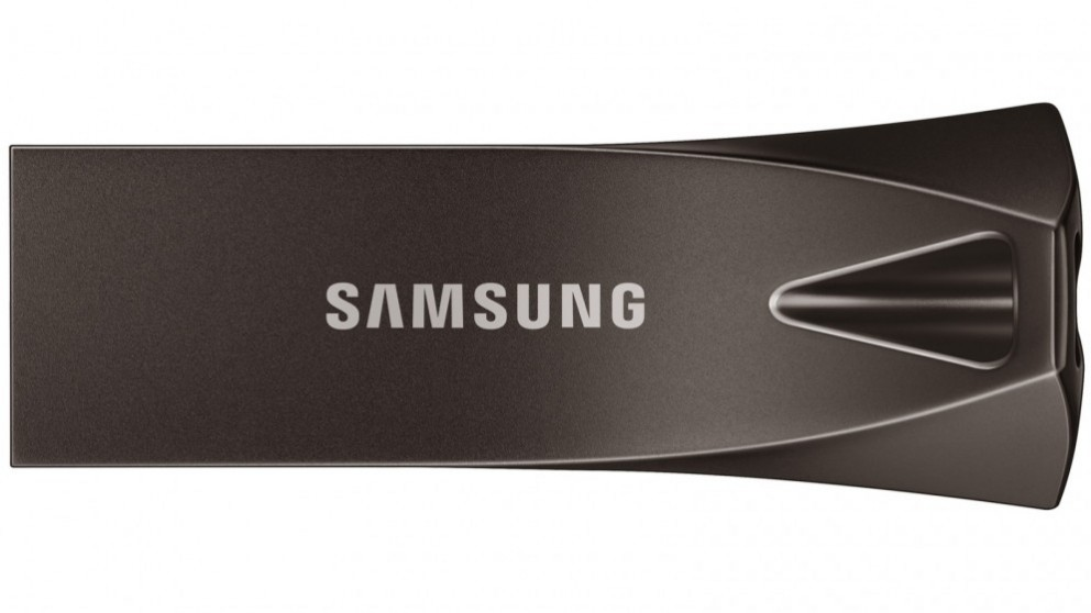 Samsung BAR Plus USB 3.1 Flash Drive Titan Grey