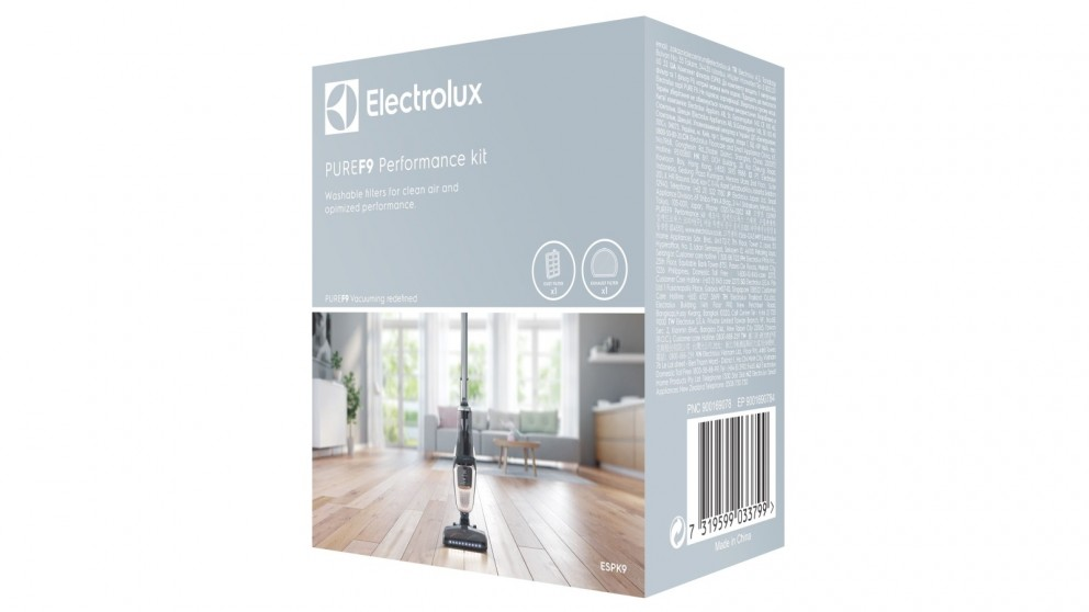 Electrolux Pure F9 Perfomance Kit