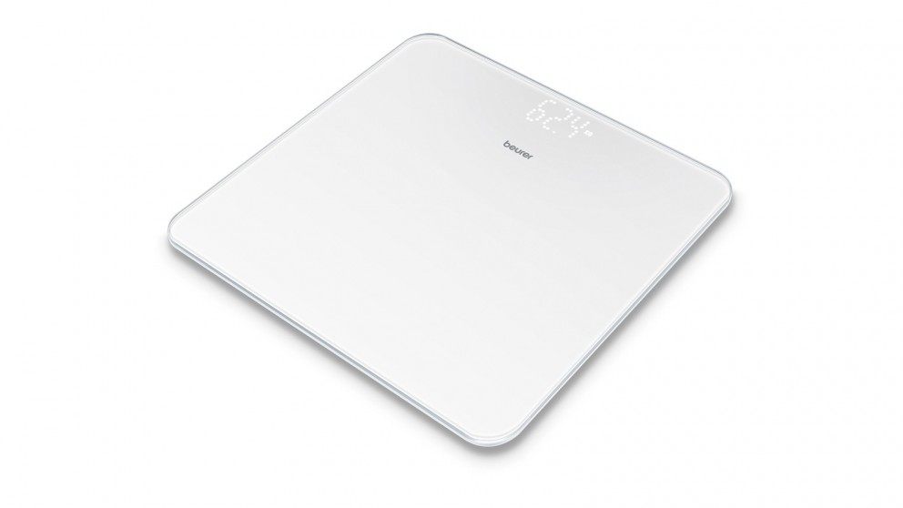 Buerer Digital Glass Scale - Pure White