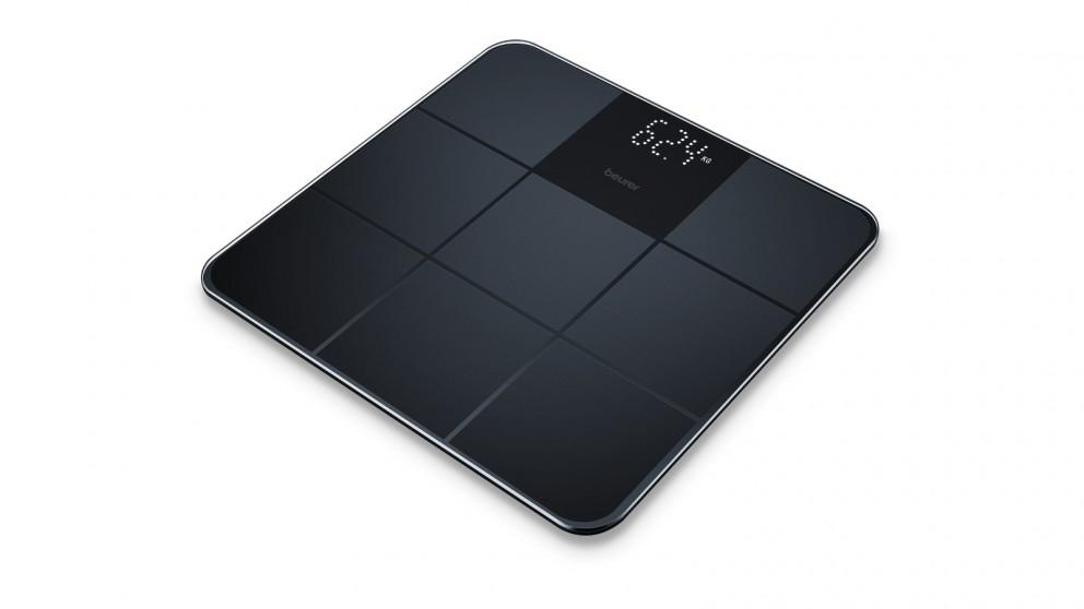 Buerer Digital Glass Scale - Pure Black