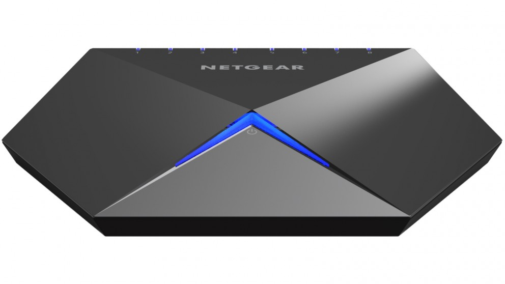 Netgear Nighthawk S8000 Gaming & Streaming Switch
