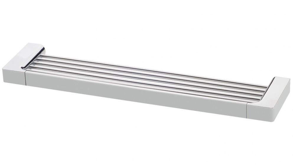 Phoenix Gloss Shower Shelf  - Chrome