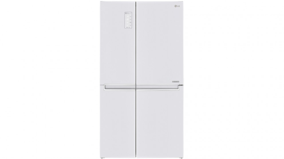 Cheap Lg 687l Side By Side Fridge With Linear Compressor White