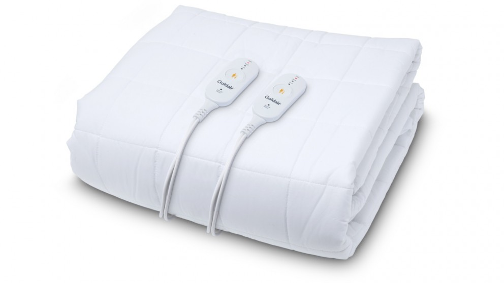 Goldair Water Proof Fitted Double Electric Blanket