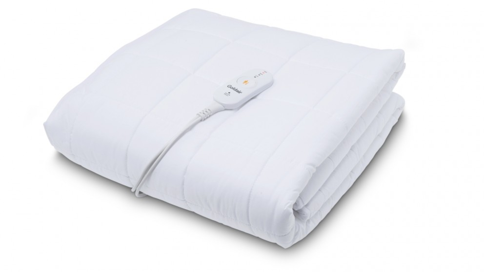 Goldair Water Proof Fitted Single Electric Blanket