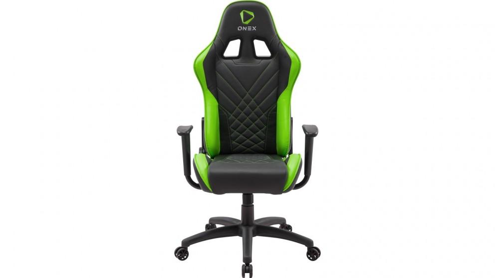 ONEX GX220 Air Gaming Chair - Green