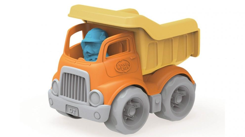Green Toys Construction Dump Truck