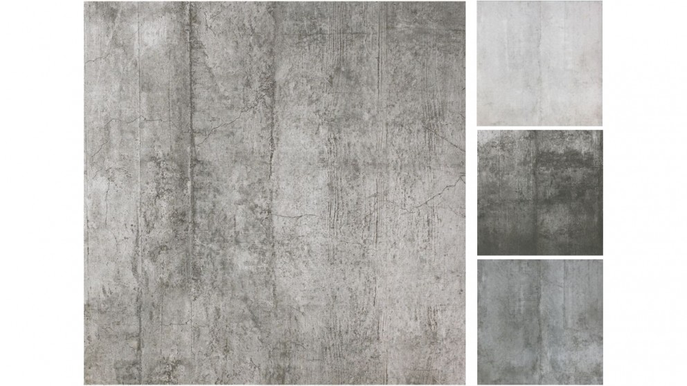 Industrie 60x60cm Glazed Porcelain Tile