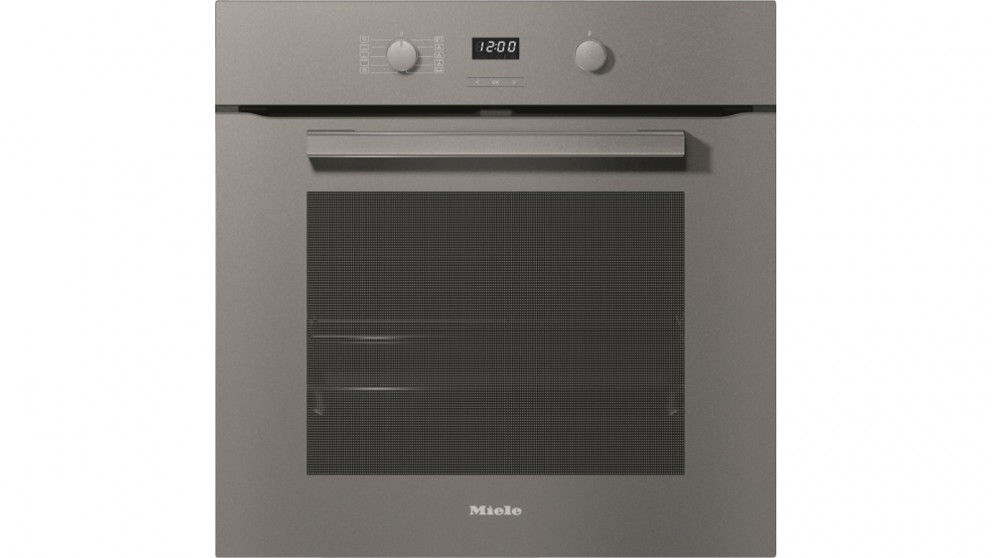 Miele H 2860 BP Vitroline 600mm Pyrolytic Oven - Graphite Grey