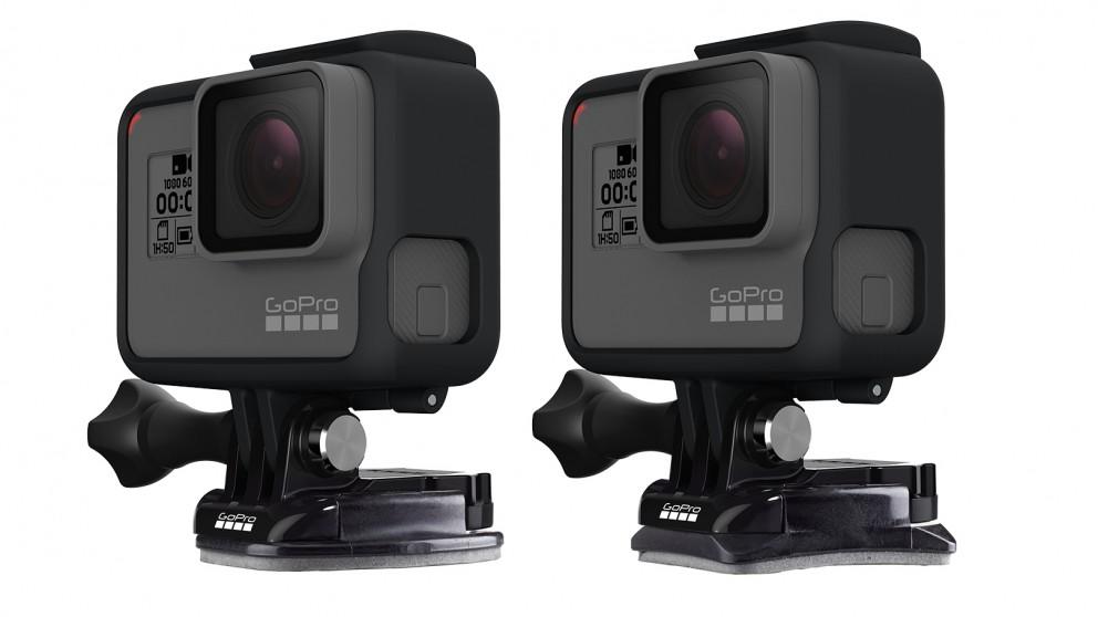 GoPro Curved + Flat Adhesive Camera Mount