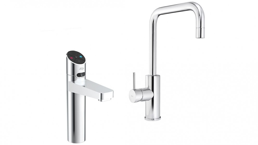 Zip HydroTap G5 BCHA100 4-in-1 Elite Plus Tap with Cube Mixer - Chrome