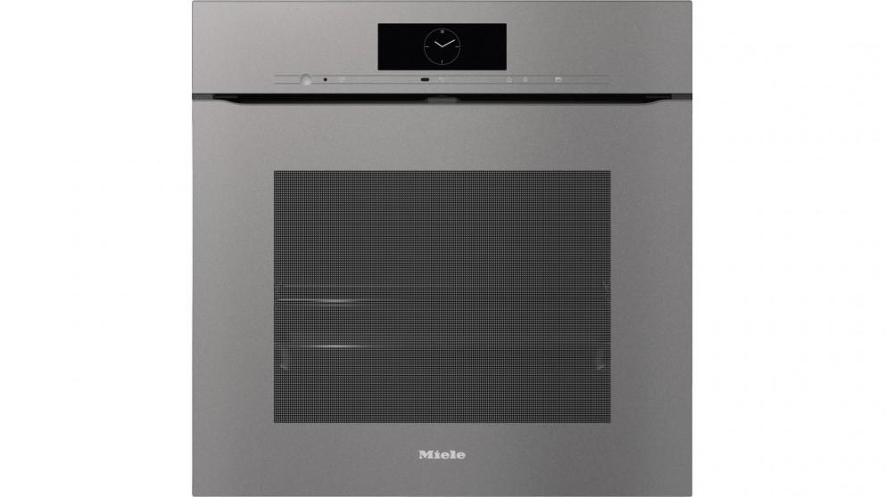 Miele H 7860 BPX Artline 600mm Handleless Pyrolytic Oven - Graphite Grey