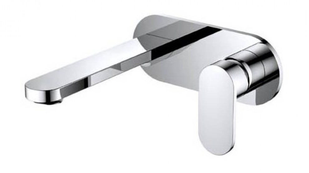 Parisi ABC Wall Mixer with 190mm Spout