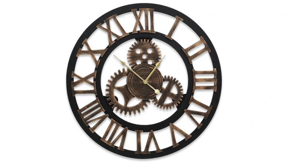 Hanna Goods Wall Clock Extra Large Vintage
