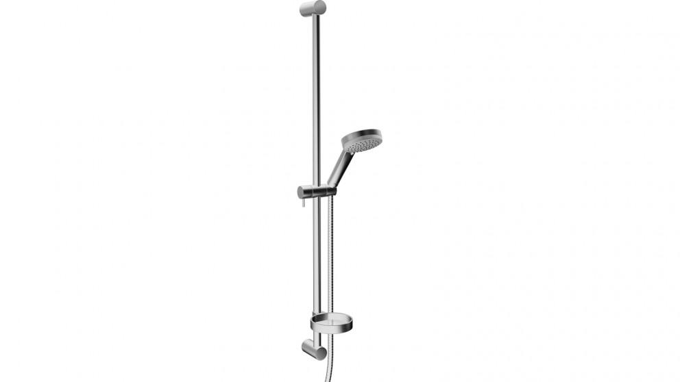 Hansa Viva Trio 100 900mm 3 Spray Shower Rail Set