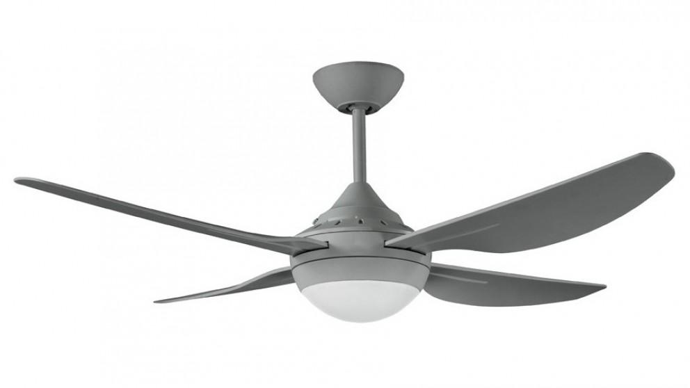 Ventair Harmony II 122cm 4 Blade Ceiling Fan with Light - Titanium