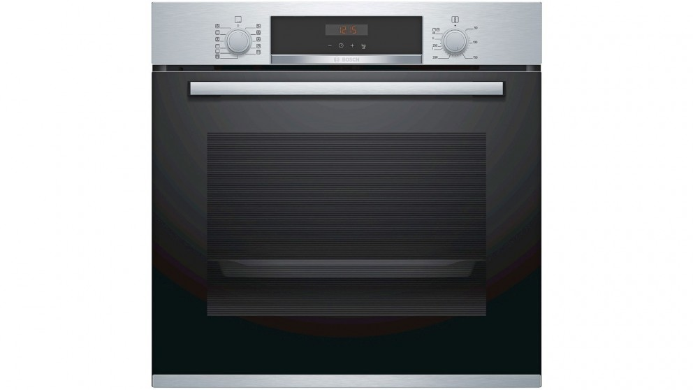Bosch Series 4 71L Pyrolytic Built-in Electric Oven