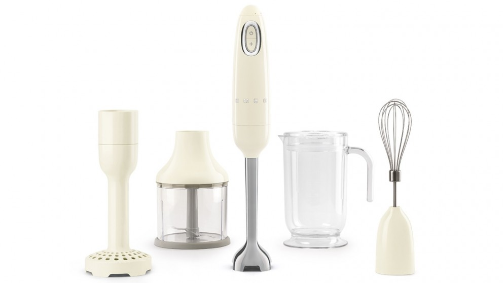 Smeg 50s Retro Style Hand Blender - Cream