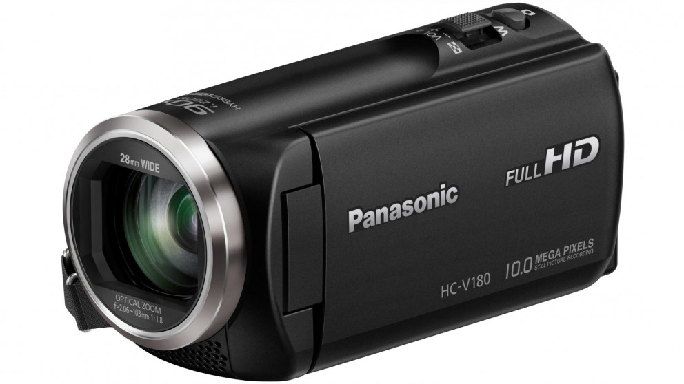 Panasonic HCV180GNK Full HD Camcorder