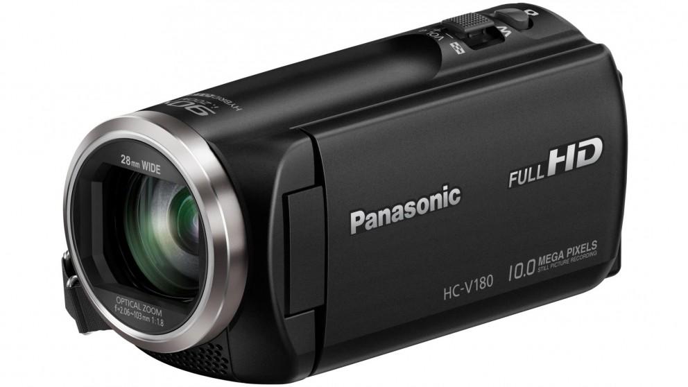 Panasonic HCV180GNK Full HD Camcorder