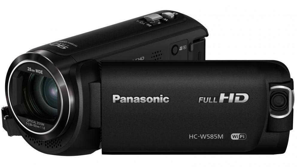 Panasonic HCW585MGNK Full HD Camcorder
