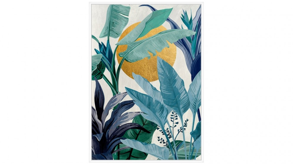 Cooper & Co. 140x100cm Ready To Hang Sun Shade Wall Art With Foil