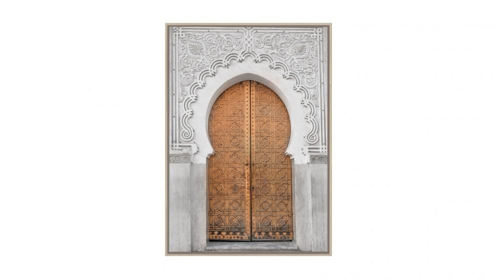 Cooper & Co. Moorish Doors Ready to Hang Canvas Wall Art - 142 x 102cm