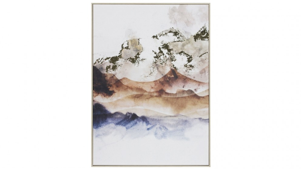 Cooper & Co. 100x140cm Sunset Glow Ready To Hang Canvas Wall Art