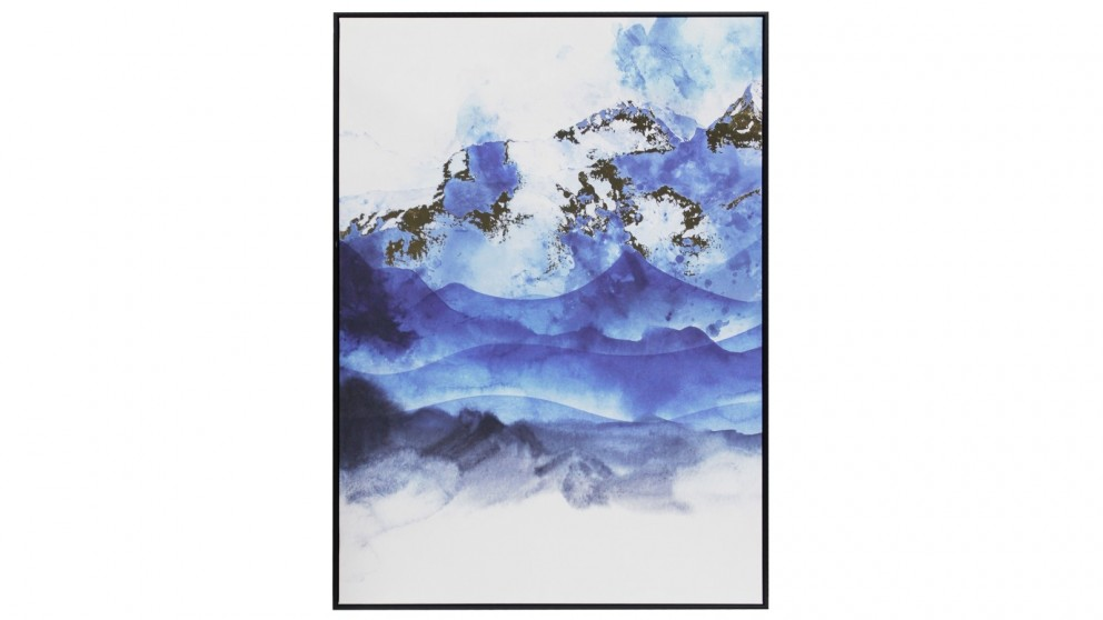 Cooper & Co. 100x140cm Midnight Swell Ready To Hang Canvas Wall Art