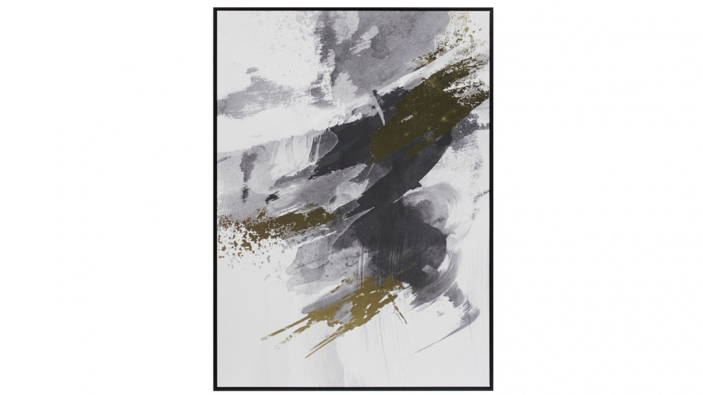 Cooper & Co. 100x140cm Steel Rush Ready To Hang Canvas Wall Art