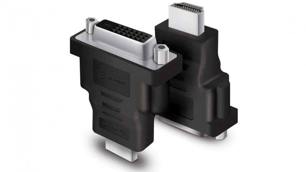 Alogic Premium HDMI Male to DVI-D Female Adapter