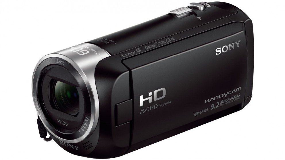 Sony CX405 Full HD Handycam