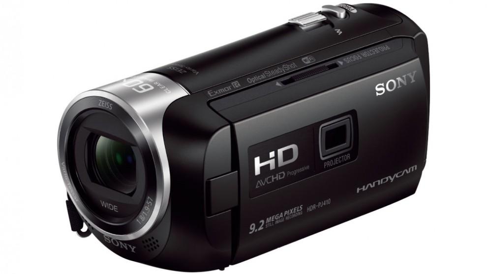 Sony PJ410 Handycam With Built-In Projector
