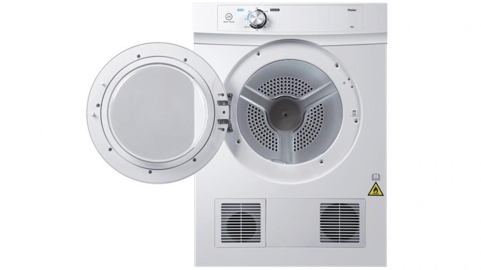 haier 6kg dryer. item added to cart. back close. haier 6kg sensor vented dryer