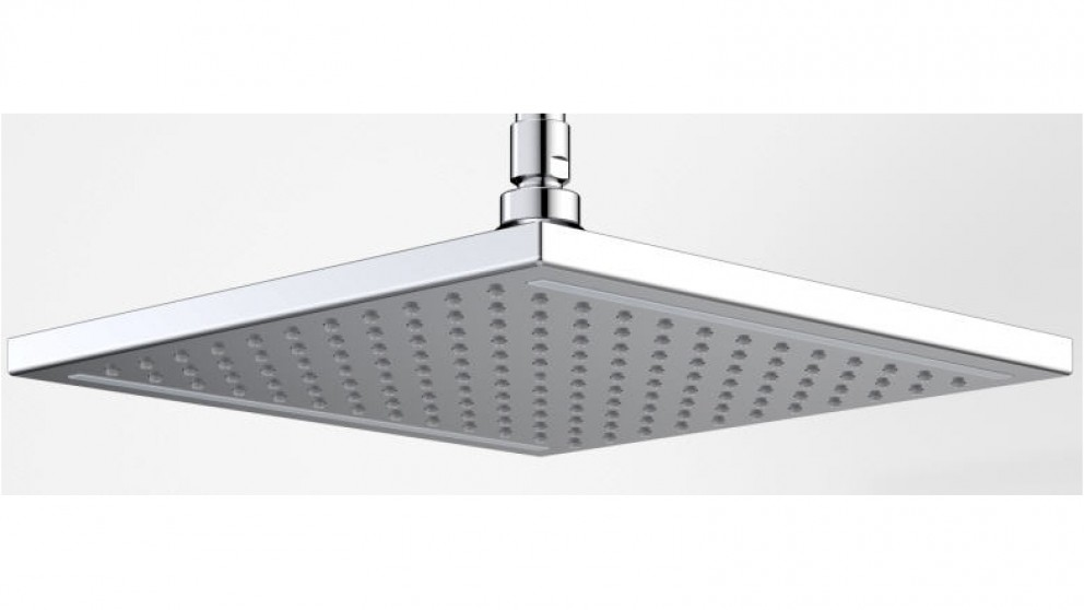 dorf luminous led square rain shower head