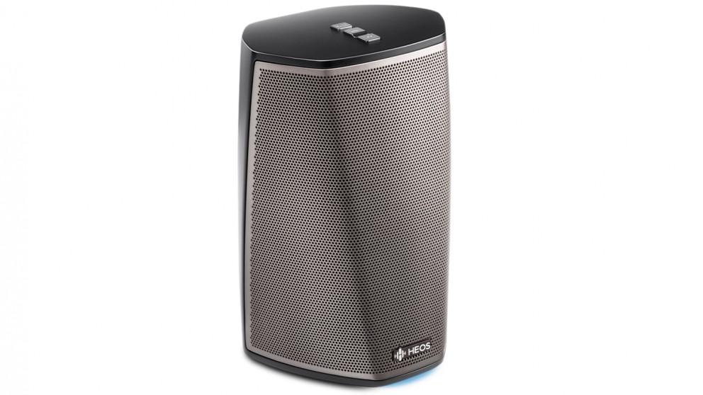 Heos 1 By Denon HS2 High Resolution Audio Wireless Speaker - Black