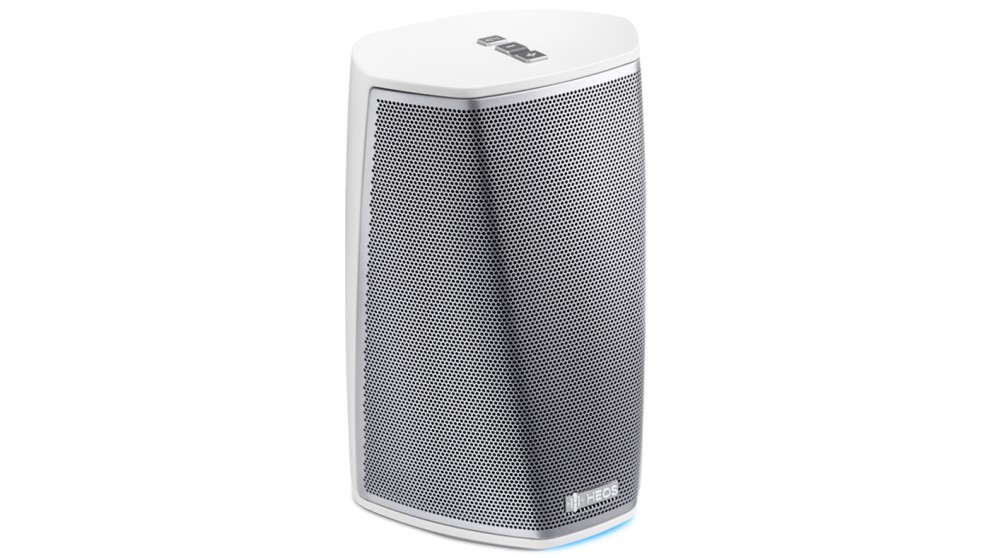 Heos 1 By Denon HS2 High Resolution Audio Wireless Speaker - White
