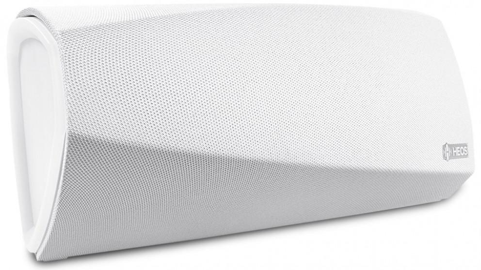 Heos 3 by Denon HS2 High Resolution Audio Wireless Speaker - White