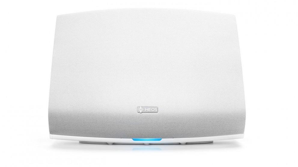 Heos 5 by Denon HS2 High Resolution Audio Wireless Speaker - White