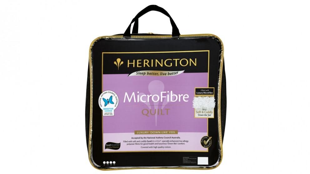 Herington Excel Microfibre Quilt