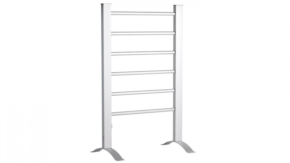 heated standing towel rack. Goldair Free Standing Heated Towel Rail Heated Standing Towel Rack Harvey Norman